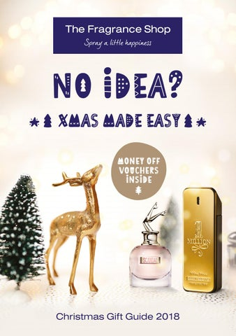 9720d0a483509 The Fragrance Shop Christmas Gift Guide - No Idea  Xmas Made Easy by ...