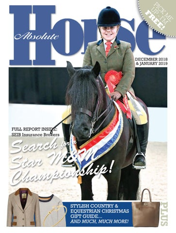 679c8c36d35f6c Absolute Horse - December 2018/January 2019 by Absolute Horse ...