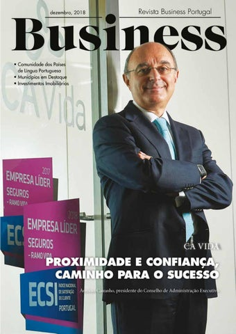 9591bacc4 Revista Business Portugal Dezembro'18 by Revista Business Portugal ...