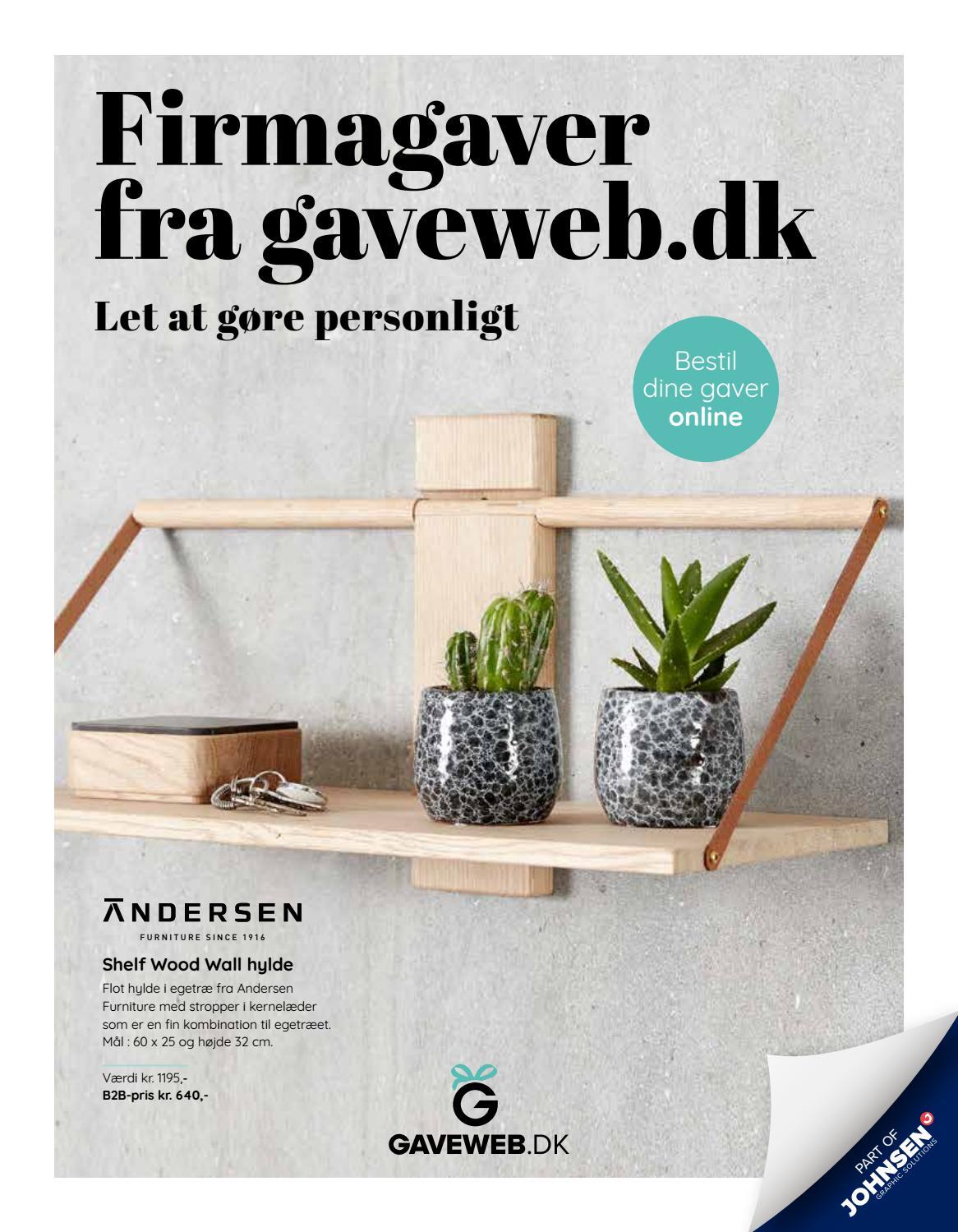 2f4074838b9 Gaveweb.dk hovedkatalog 2018 by Gaveweb - issuu