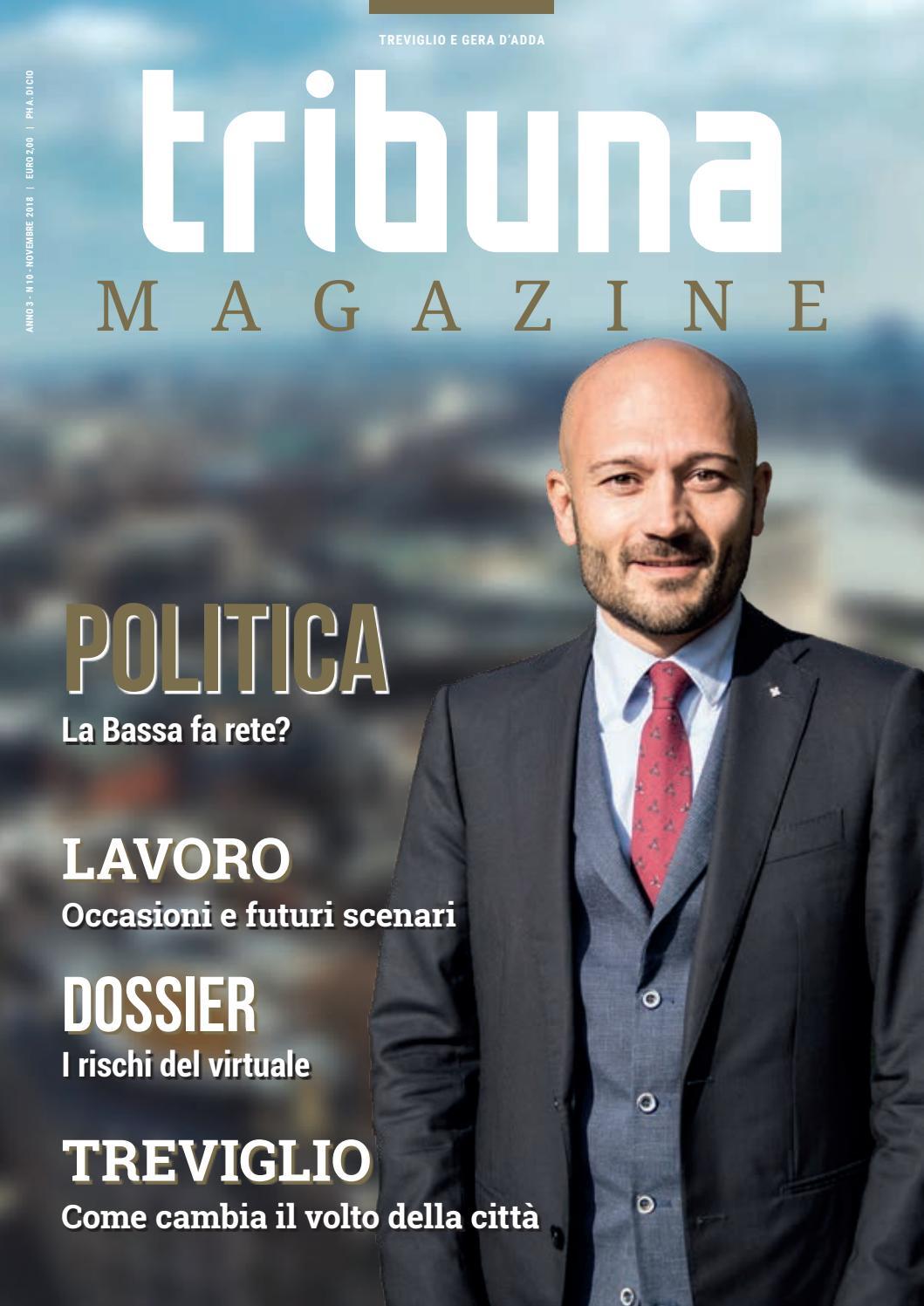Forma E Colori Treviglio sfoglia il n° 10 - novembre 2018 by lanuovatribuna - issuu