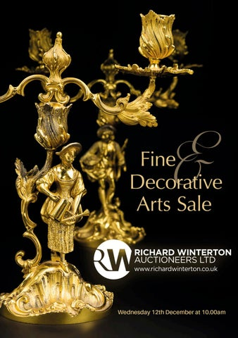 Richard Winterton Auctioneers By Jamm Design Ltd Issuu