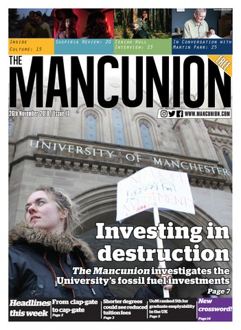 f55d310abcfb Issue 10 by The Mancunion - issuu