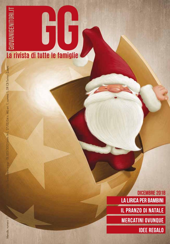 GG dicembre 2018 Torino by Giovani Genitori - issuu 1d69938cece4