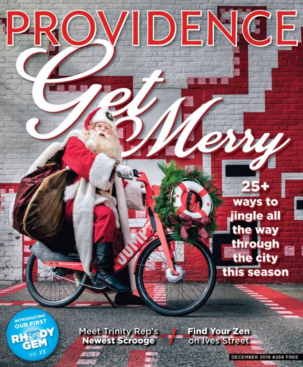 Providence Monthly December 2018 by Providence Media issuu
