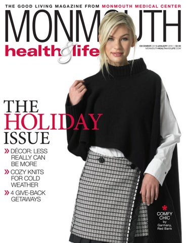 f4aa94d0236 Monmouth Health & Life: December/January 2019 by Wainscot Media - issuu