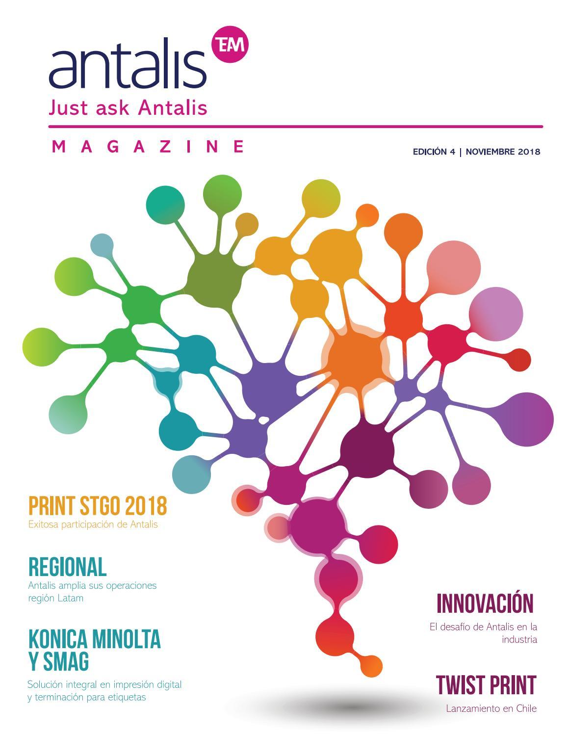 2a4450aa7 Revista Antalis | Edición #4 by antalischile - issuu