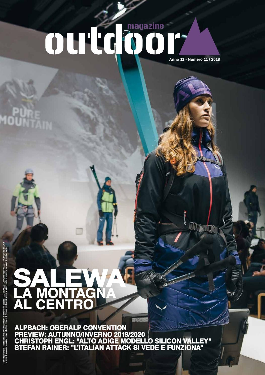 online retailer 8f820 11a5b Outdoor Mag 11 2018 by Sport Press - issuu