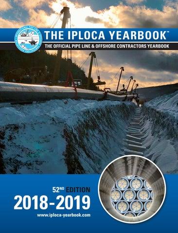 IPLOCA Yearbook 2018-2019 by Pedemex BV - issuu