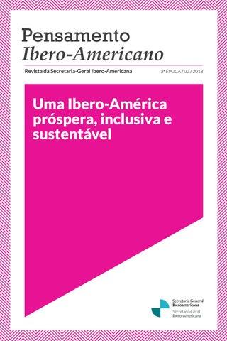b3f9e6ed286d5 Revista Pensamento Ibero-Americano. Uma Ibero-América próspera ...