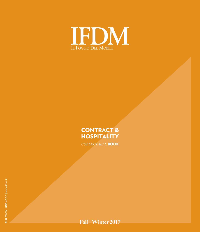 197 Piermarini Design Roma ifdm contract&hospitality book | international | fall-winter