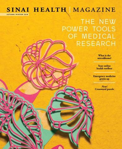 Sinai Health Magazine Fall/Winter 2018 by Sinai Health
