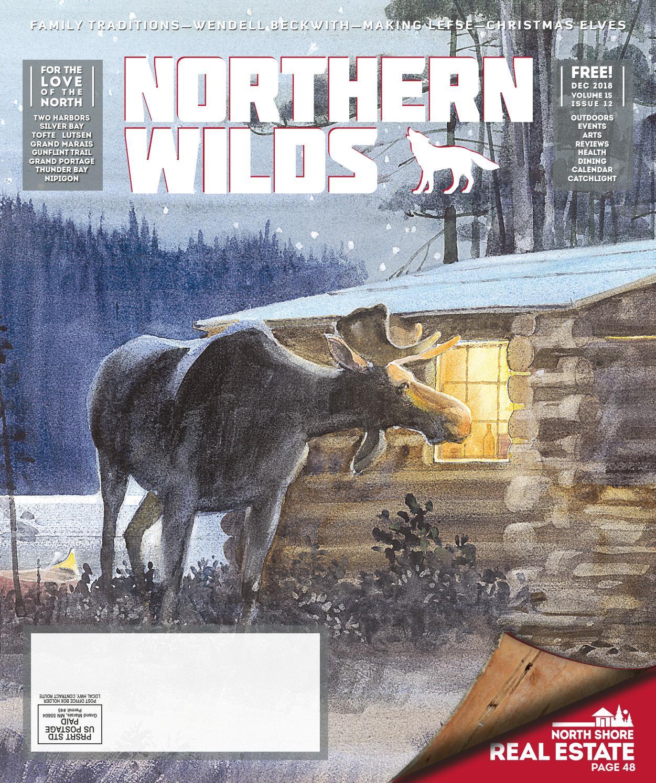 Northern Wilds December 2018 By Northern Wilds Magazine Issuu