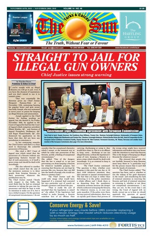 275223dbf1 VOLUME 14 ISSUE 46 by The SUN Newspaper - issuu