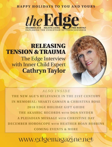 The Edge   December 2018 by The Edge - issuu