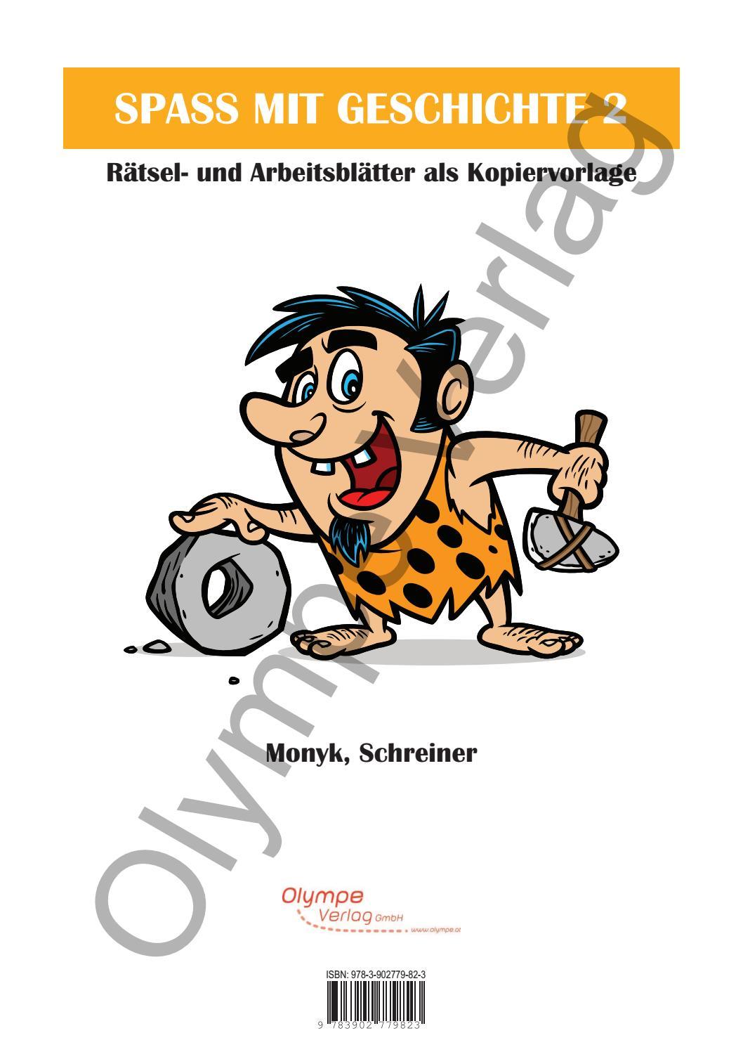 Spass Mit Geschichte 2 By Olympe Verlag Gmbh Issuu