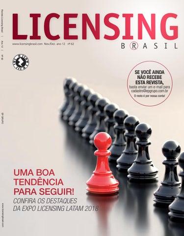 e57a4a5e2 Revista Licensing Brasil #62 by EP Grupo – Agência de Conteúdo - issuu