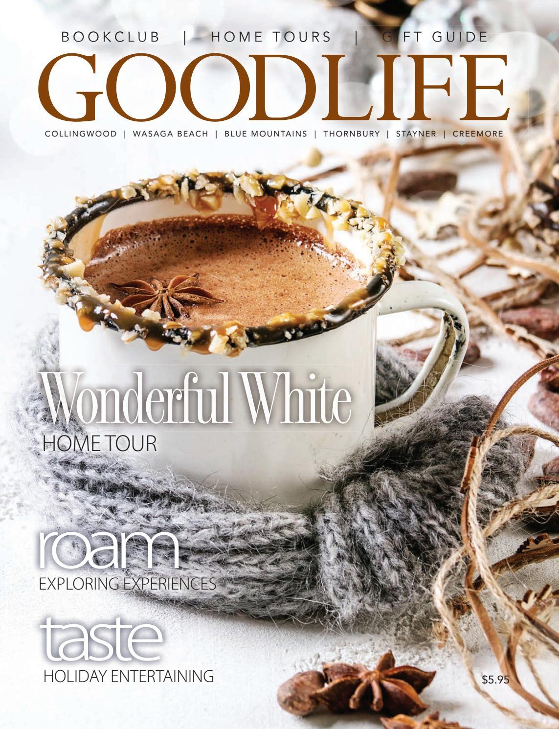 72167668685b GoodLife Georgian Bay Winter 2018 by GoodLife Magazine - Simcoe ...