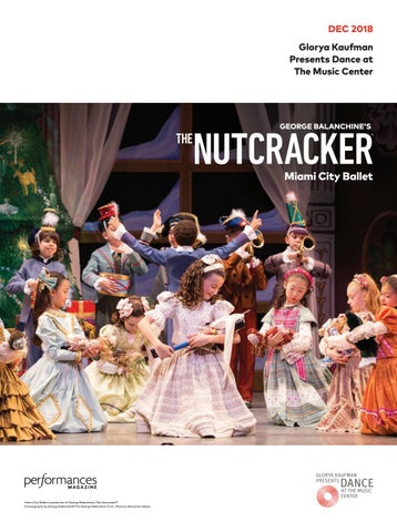 41f840be710 Performances Magazine - Nutcracker at the Music Center - December ...