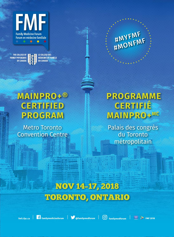 FMF Program 2018 by Family Medicine Forum - issuu