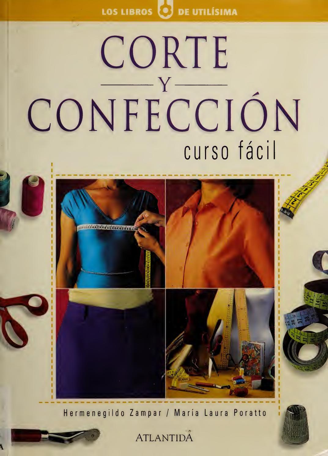 cfe765ec2 Corte y confección by yeye8212 - issuu