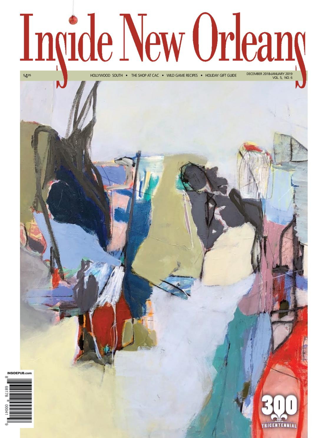 933c5f4997da December 2018 January 2019 Issue of Inside New Orleans by Inside  Publications - issuu