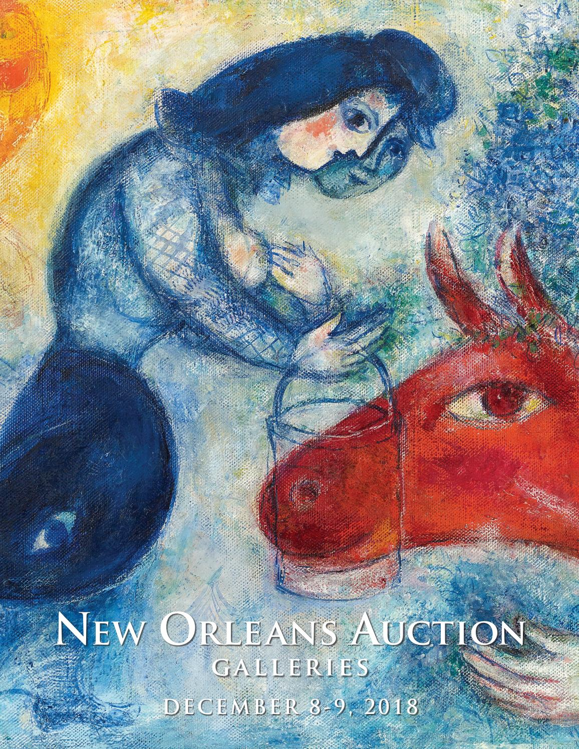 December 8 9 2018 Estates Auction By New Orleans Auction Galleries Issuu