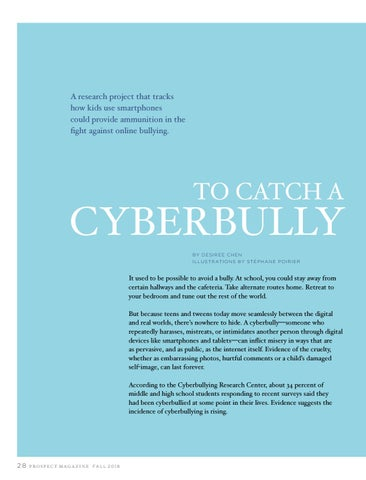 Page 30 of To Catch a Cyberbully