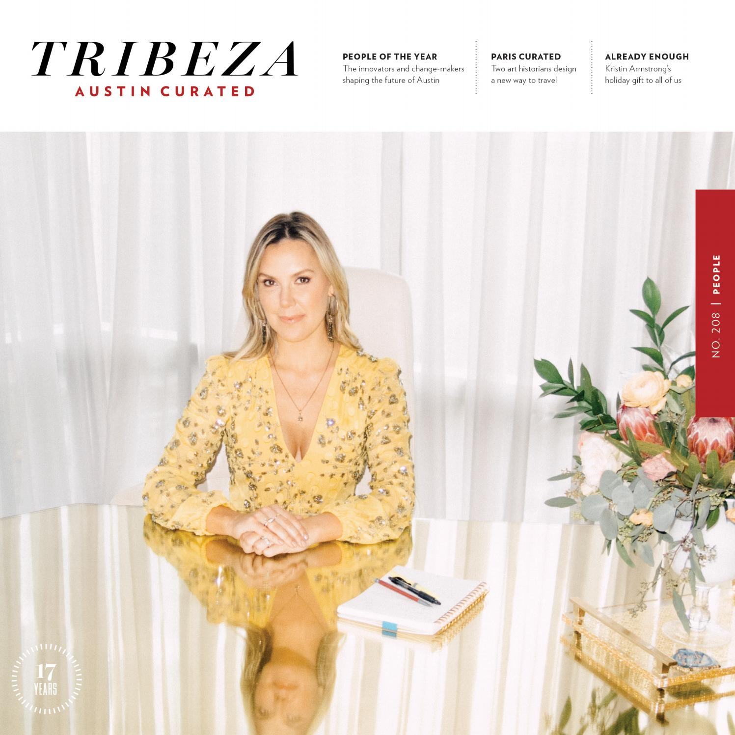 6eadaf1192be TRIBEZA December 2018 by TRIBEZA Austin Curated - issuu