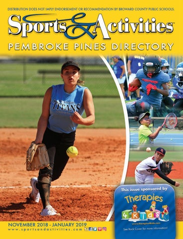 a664cdc36121d9 Pembroke Pines Sport & Activities Directory by Sports & Activities ...