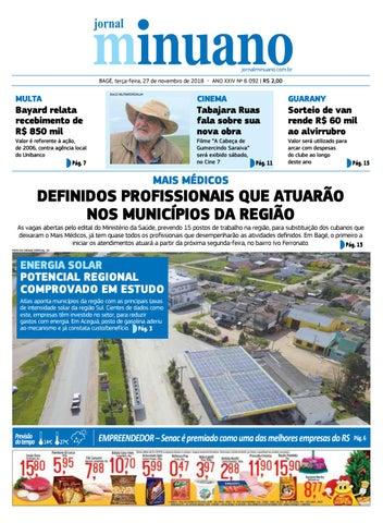7d514787ff 20181127 by Jornal Minuano - issuu