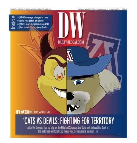 112118 By Arizona Daily Wildcat Issuu