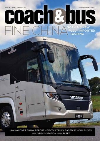 Coach & Bus 35 by Transport Publishing Australia - issuu
