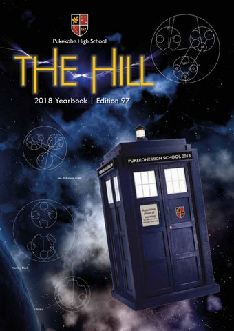 35bb2ed47824 The Hill 2018 Pukekohe High School Yearbook - Edition97 by ...