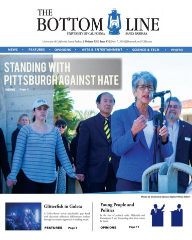 Fall 2018, Issue 6 by The Bottom Line (UCSB) - issuu