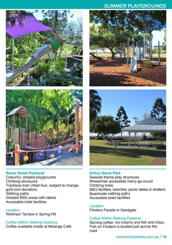 Page 19 of The best Summer playgrounds in Brisbane