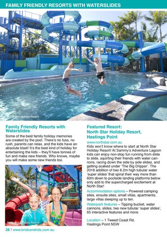 Page 28 of Family Friendly Resorts with Waterslides