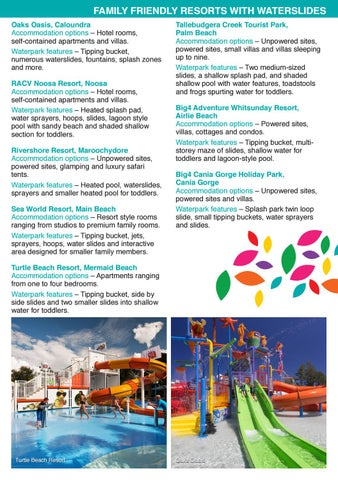 Page 29 of Family Friendly Resorts with Waterslides