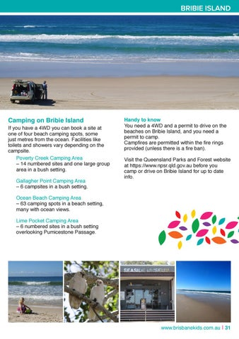 Page 31 of Things to do on Bribie Island