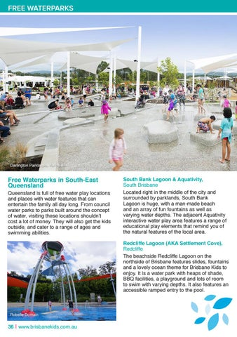 Page 36 of Free Water parks across Brisbane