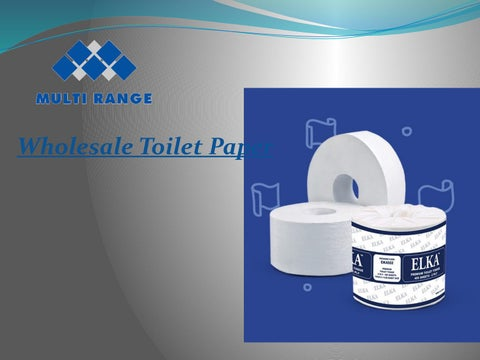 Wholesale Toilet Paper : Wholesale toilet paper by commercial cleaning supplies issuu