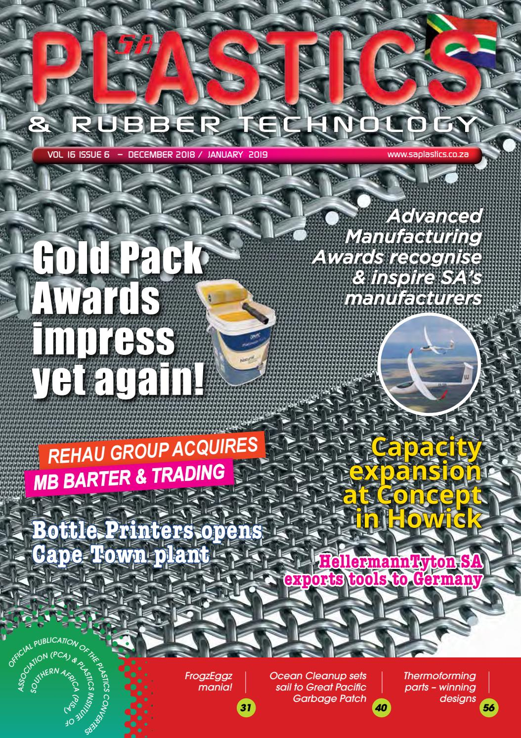 6a8da889b20c SA Plastics & Rubber Technology by SA Plastics, Composites & Rubber ...