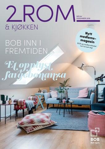 b2715261 To Rom & Kjøkken nr. 4 2018 by BOB BBL - issuu