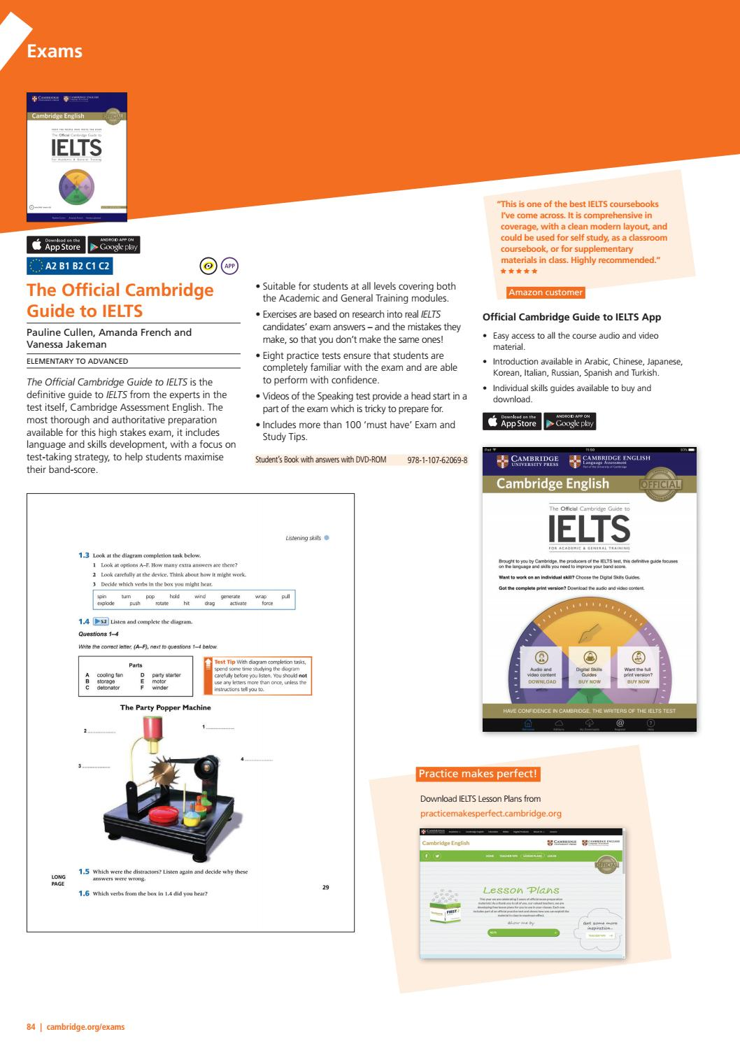 2019 ELT Cambridge University Press Catalogue International by