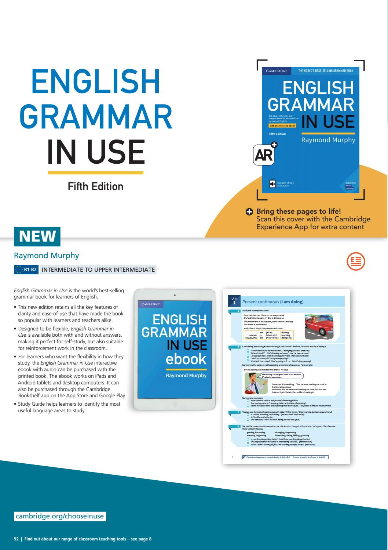2019 ELT Cambridge University Press Catalogue International by