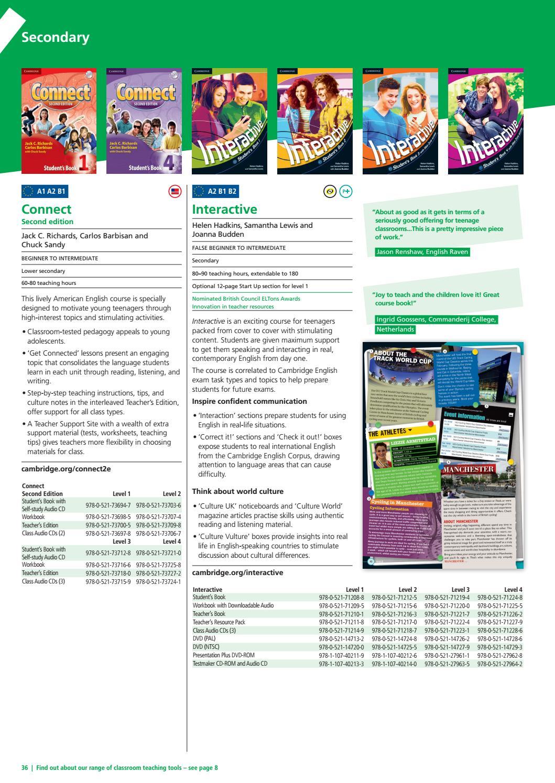 2019 Elt Cambridge University Press Catalogue Malaysia By