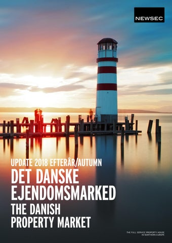 ce8662a2208 UPDATE 2018 EFTERÃ…R/AUTUMN. DET DANSKE EJENDOMSMARKED THE DANISH  PROPERTY MARKET