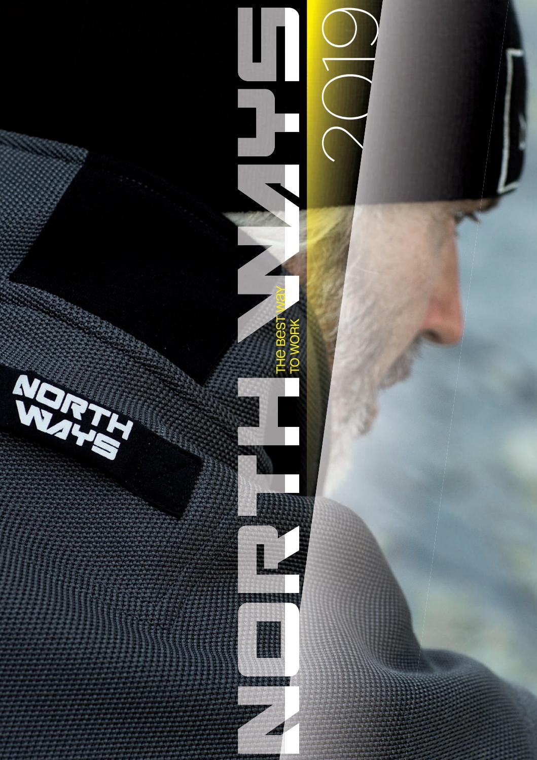 North Ways 1457 Salvador Salopette Taille XL Gris