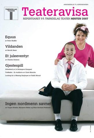 7923a32601c Sesongprogram Trøndelag Teater høsten 2007 by Trøndelag Teater - issuu