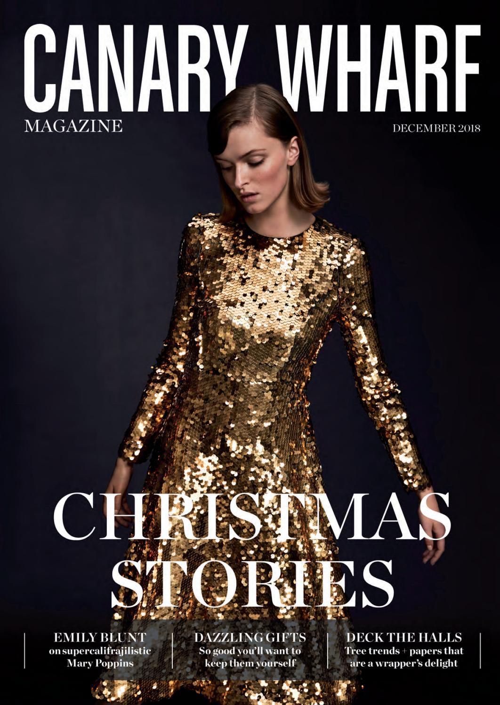 948059afb Canary Wharf Magazine December 2018 by Luxury London Media - issuu